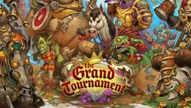 Image for Watch Hearthstone Stream Reveal New Cards In 1 Hour