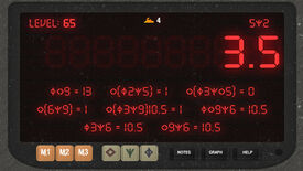 Image for Do maths to thwarts satans in The Devil's Calculator