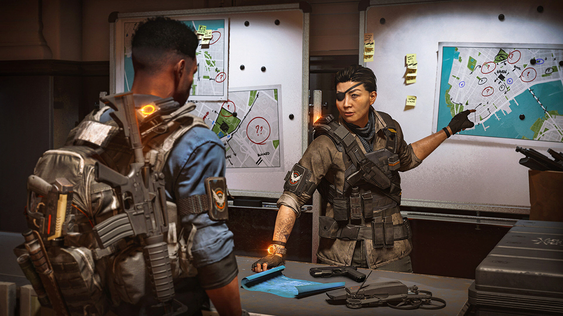 The Division 2 will re-run seasons this year until the next major update