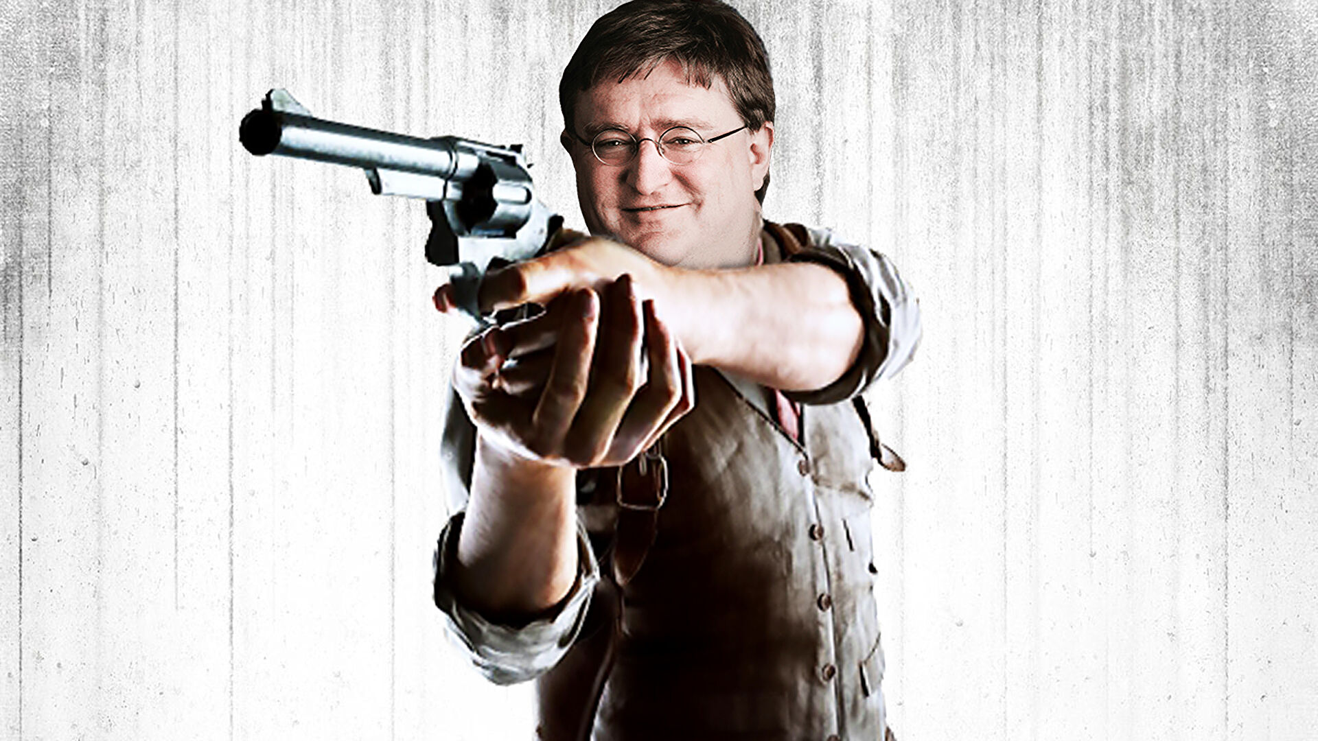 The evil within gabe newell