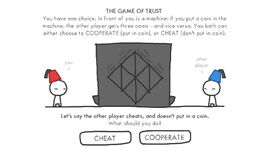 Image for The Evolution of Trust is a cute explain-o-game about cooperation