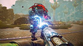 Image for The Outer Worlds weapons - the best weapons revealed, damage types and special effects explained