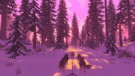 Image for Dog-sledding drama The Red Lantern is out now