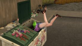 Image for The Sims 4's latest patch fixes more crashes and broken saves, if not the flaming pee