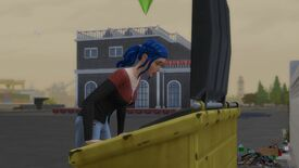 Image for The Sims 4 Eco Lifestyle impressions: dumpster diving is amazing