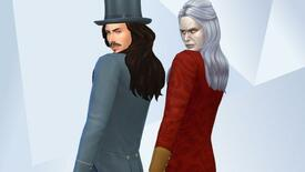 Image for Add Hill House and the Bates Motel to The Sims 4 for the season of pumpkins