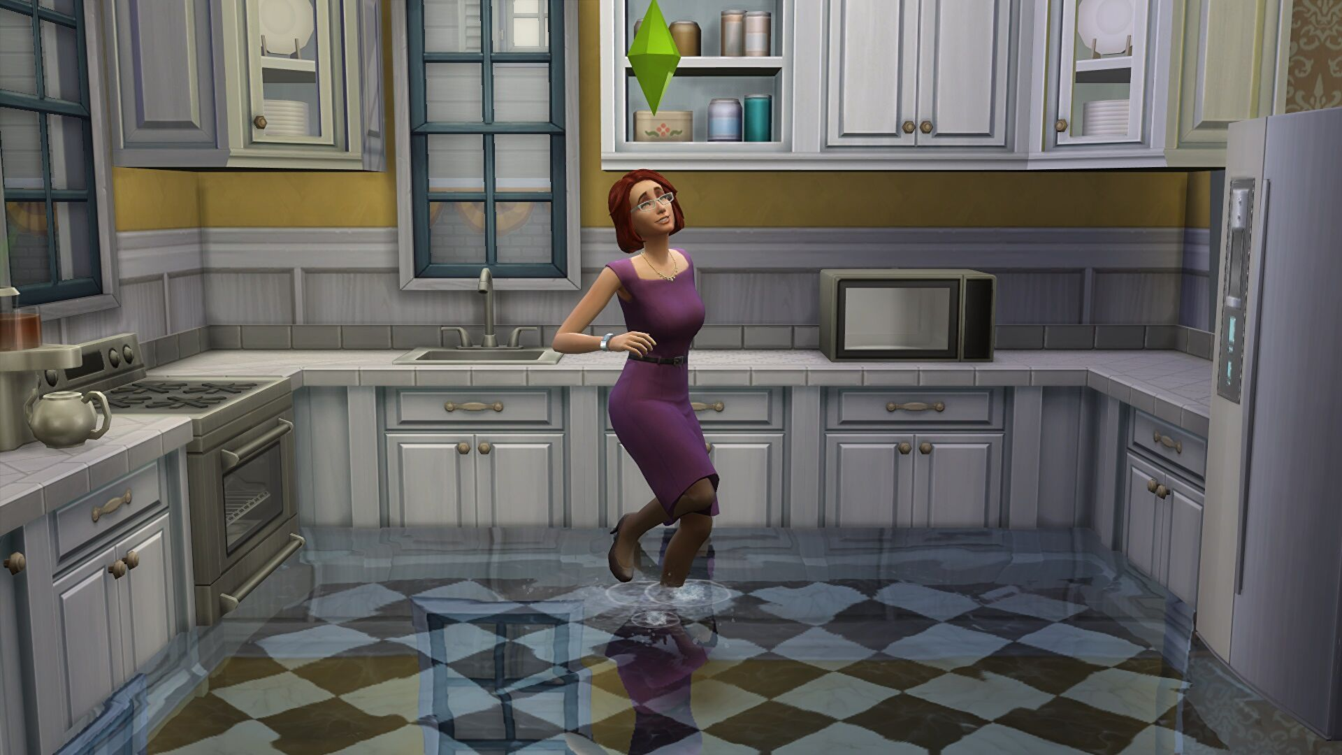 The Sims 4 players are flooding their homes with ponds