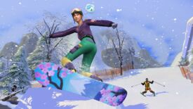 Image for The Sims 4 Snowy Escape expansion is out now
