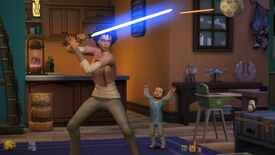 Image for The Sims 4 is getting a Star Wars Game Pack feat. lightsabers and Kylo Ren