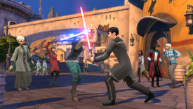 Image for The Sims 4's Star Wars expansion is out now