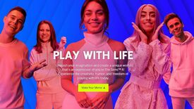 """Image for The new Sims """"Play With Life"""" branding has big boomer energy"""