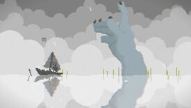 Image for Paddle through civilisation's ruins in The Things We Lost In The Flood