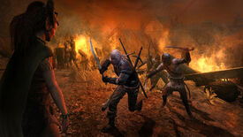Image for The first Witcher is free to keep with a GOG Galaxy download