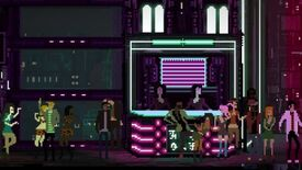 Image for The Last Night Is Flashback Meets Blade Runner In Pixel Art