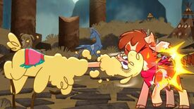 Image for Them's Fightin' Herds trots into early access tonight