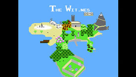 Image for Witness The Witness Remade In 8-Bitness