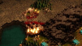 Image for Competitive cowering: They Are Billions adds a weekly map run