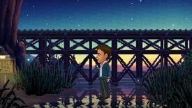 Image for Everything wrong with the first three minutes of Thimbleweed Park