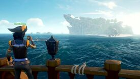 Image for Sea of Thieves' storms, skeletons and treasure hunting