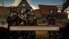 Image for Wot I Think - Thronebreaker: The Witcher Tales