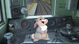 Image for The Flare Path: Thumping Great Thumper Fan