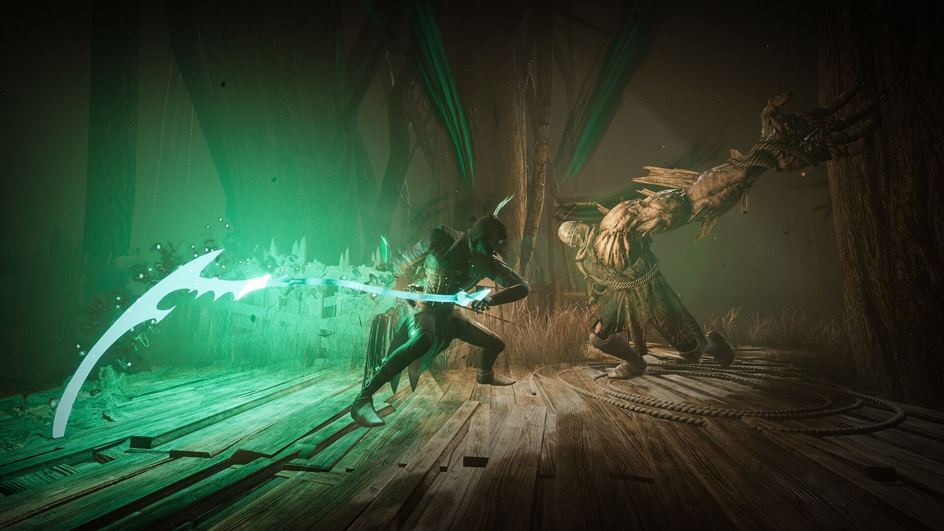 Thymesia is a gloomy action RPG with zippy melee combat