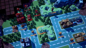 Image for Tiny Metal, an Advance Wars-y strategy game, is out now