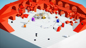 Image for Tiny Tanks looks like big fun, out today