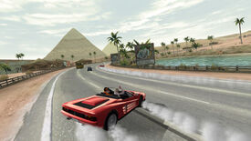 Image for The Beautiful Game: Inside OutRun 2006: Coast 2 Coast