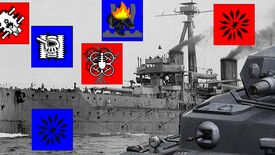 Image for The Flare Path: Dreadnoughts And Droid Thoughts