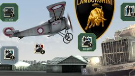 Image for The Flare Path: Continuum