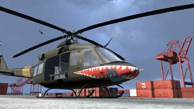 Image for Larkin About: Take On Helicopters Test Flown
