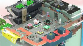Image for Tokyo 42 trailer shows different combat approaches