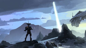 Image for Translating Ian McQue's art for The Signal From Tölva