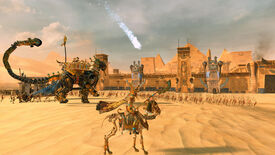Image for Wot I Think- Total War: Warhammer 2 - Rise of the Tomb Kings DLC