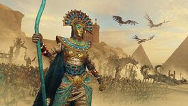 Image for Warhammer II's Tomb Kings are a defensive juggernaut
