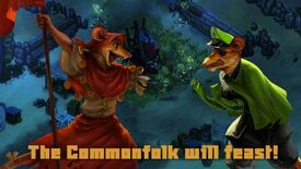 Image for Tooth and Tail looks cute but has got some nasty teeth