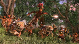 Image for Total War: Three Kingdoms unleashes war tigers in The Furious Wild expansion today
