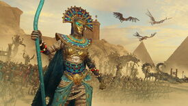 Image for Total War: Warhammer 2 - Rise of the Tomb Kings DLC shambles out today