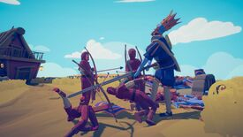 Image for Premature Evaluation: Totally Accurate Battle Simulator