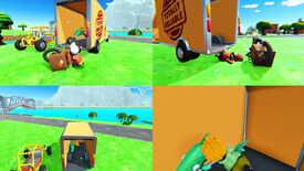 Image for Totally Reliable Delivery Service wobbles awkwardly into open beta