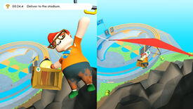 Image for Goofy physics game Totally Reliable Delivery Service arrives today