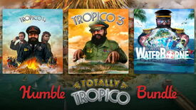 Image for Get five Tropico games for just £9 in Humble's Totally Tropico bundle