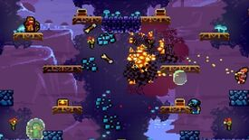 Image for Keen Arrow: Towerfall Lands March 11