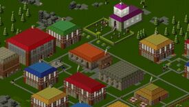 Image for Towns Called Malice: Development Of City Builder Ends