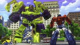Image for Combo Wars:Bayonetta Dev's G1-Style Transformers Game