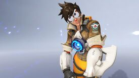 Image for Overwatch heroes all have googly eyes for April Fools