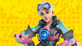 Image for Bam! Pow! Overwatch gets graphic with Tracer's Comic Challenge