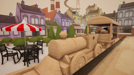 Image for Toy train builder Tracks comes chugging out of early access today