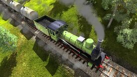 Image for What A Lovely Way To Burn: Train Fever